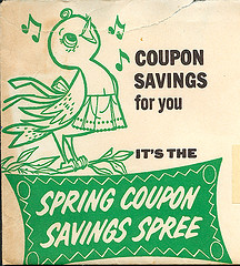 coupon spring savings