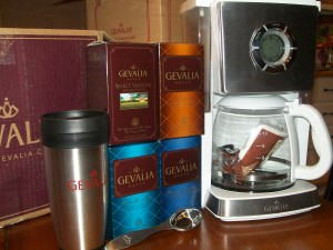 Gevalia coffee pot