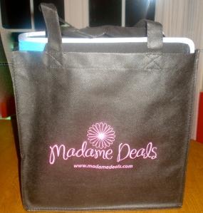madame deals binder