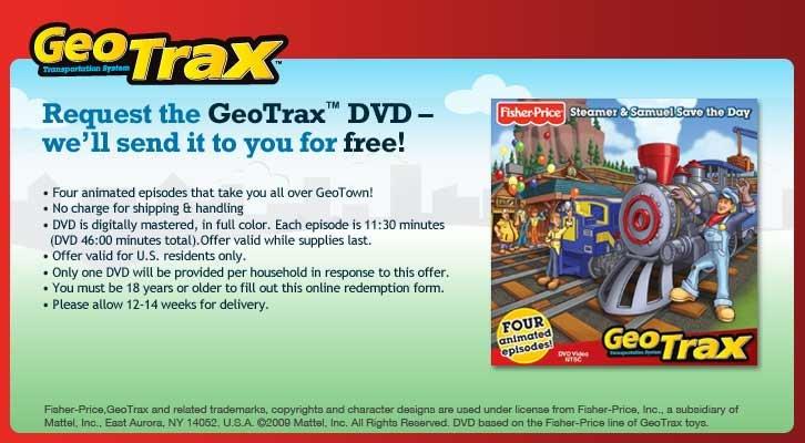 Geo Trax
